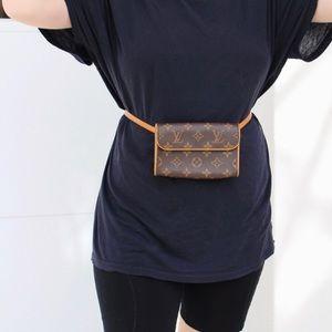 authentic louis vuitton waist bag 🍒